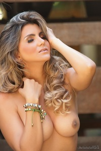 Wanessa Lopes Leopard Top 07