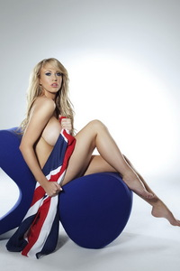 Sophie Reade Gorgoeus Blond Babe 11