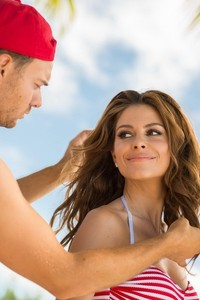 Maria Menounos Bikini Photoshoot 09