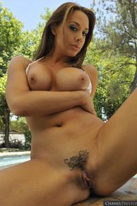 Chanel Preston Nude Tattooed Pussy 04