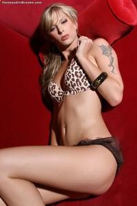 Sexy Blond Brooke Banner 06