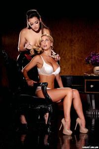 Cherie Deville And Dani Daniels Forbidden Pearls 10