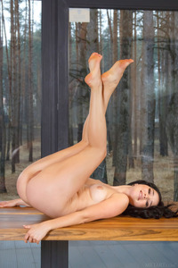 Amazing Teen Beauty Malena Shows Her Secrets 14