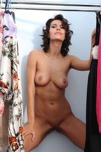 Suzanna A Strips And Change Her Clothes 12