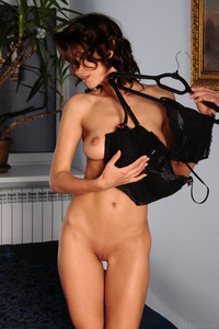Suzanna A Strips And Change Her Clothes 17