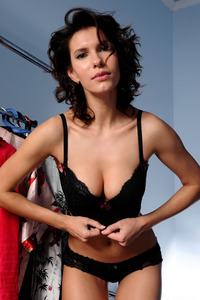 Suzanna A Strips And Change Her Clothes 20