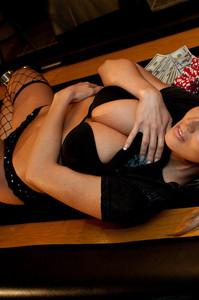 Nikki Sims Poker 09