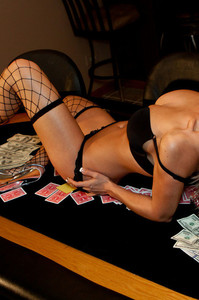 Nikki Sims Poker 13