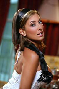 Jessica Canizales In Sexy Corset 06