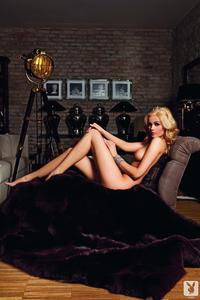 Angelika Jakubowska Sweet Blond Playboy Babe 00