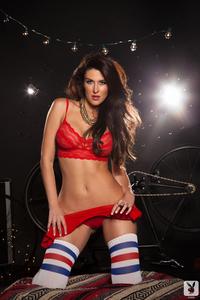 Playboy Cybergirl Miranda Nicole - Dorm Room Darling 01