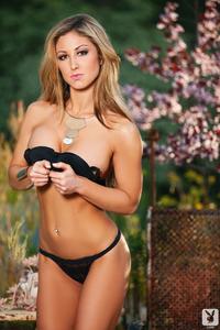Jessie Cabanne Sexy Photo Gallery By Playboy 01