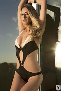 Sexy Playboy Babe Anna Beletzki - Hanover Hunny 00