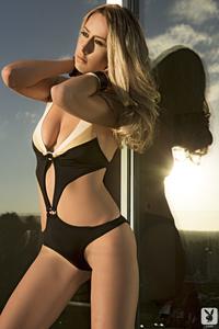 Sexy Playboy Babe Anna Beletzki - Hanover Hunny 02