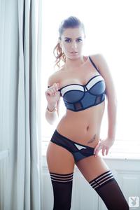 Hungarian Playboy Model Szandra  01