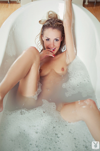 UK International Playboy Model Becky Roberts 09