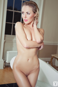 UK International Playboy Model Becky Roberts 15