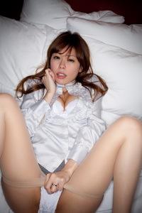 Slutty Miyu Misaki Strips In A Hotel 04