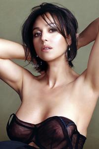 Beautiful Actress Monica Bellucci