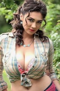 Check Alexya Big Natural Boobs