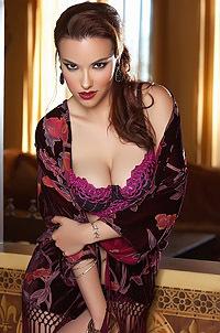 Playboy Babe Elizabeth Marxs