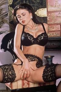 Veronika Zemanova Black Stockings 02