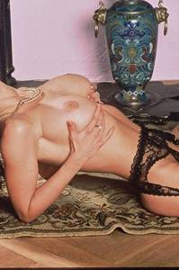 Veronika Zemanova Black Stockings 11