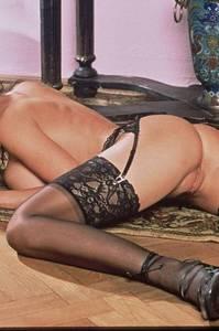 Veronika Zemanova Black Stockings 12