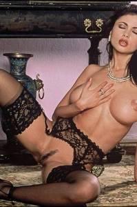 Veronika Zemanova Black Stockings 13