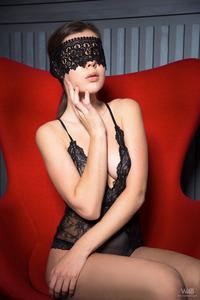 Lace Mask 01
