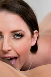 Mia Malkova Plays With Angela White's Huge Breasts 08