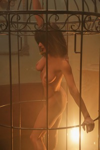 Caged Angel 14